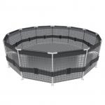 1424-КАРКАСНЫЙ БАССЕЙН Steel Pro 3.05м x 76см #56406